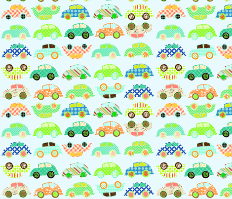 spare_parts_-_150dpi fabric by petunias on Spoonflower - custom fabric