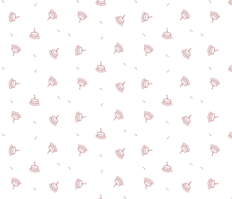 birthday_girl fabric by betsychilds on Spoonflower - custom fabric