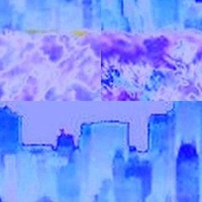 NYC Blue 30