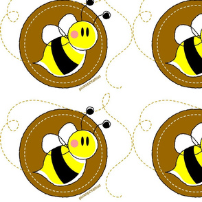 Button Bee