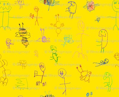 Mac's Guys on yellow