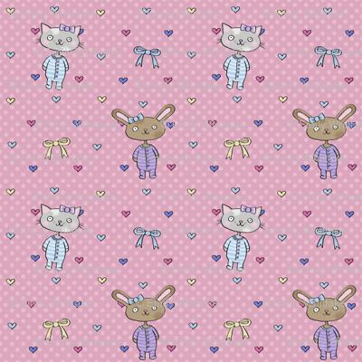 Kitties & Bunnies
