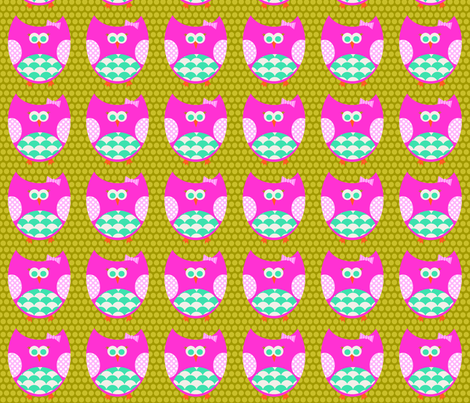 Pixie fabric by petunias on Spoonflower - custom fabric