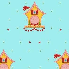 Sweetie Cukoo Clock