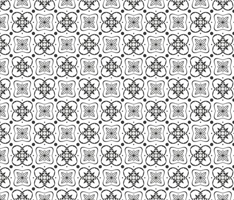Medieval Modern fabric by poetryqn on Spoonflower - custom fabric