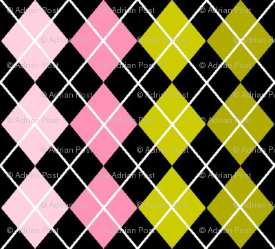 For the love of argyle for girls