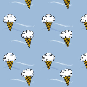 Ice Cream Clouds