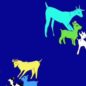The Wolf and the Seven Young Kids , der_Wolf_und_die_sieben_Geißlein_blau_fertig