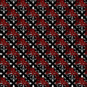 Black And Red Gothic Inspired