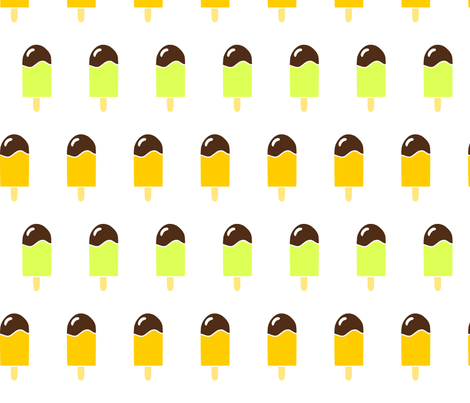 popsicle fabric by mrshervi on Spoonflower - custom fabric