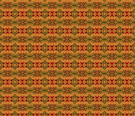 primrose-orange-350 fabric by wren_leyland on Spoonflower - custom fabric