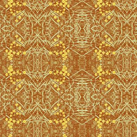 primrose-straw fabric by wren_leyland on Spoonflower - custom fabric
