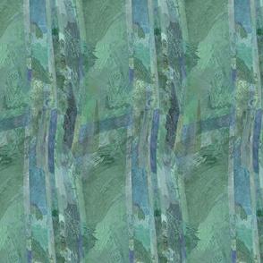 Jade green abstract
