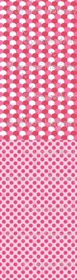 Monster Scallops AND Monster Polka Dots