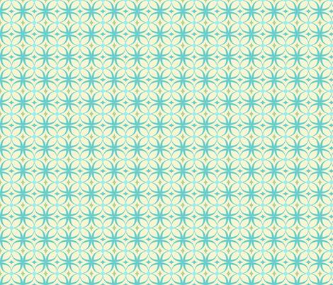 Spring Rings Multi fabric by mytinystar on Spoonflower - custom fabric