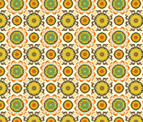 Chesna Two fabric by royalforest on Spoonflower - custom fabric