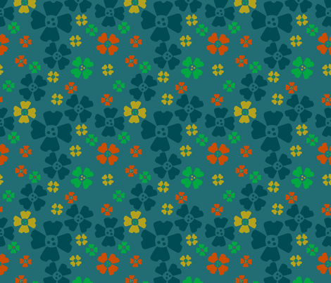 Mary fabric by royalforest on Spoonflower - custom fabric