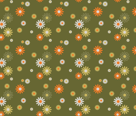 Frog Umbrella fabric by royalforest on Spoonflower - custom fabric