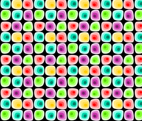 dots fabric by rose'n'thorn on Spoonflower - custom fabric