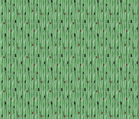 antsandladybugs fabric by daynagedney on Spoonflower - custom fabric