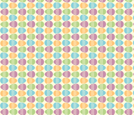Egg Hunt fabric by pantsmonkey on Spoonflower - custom fabric