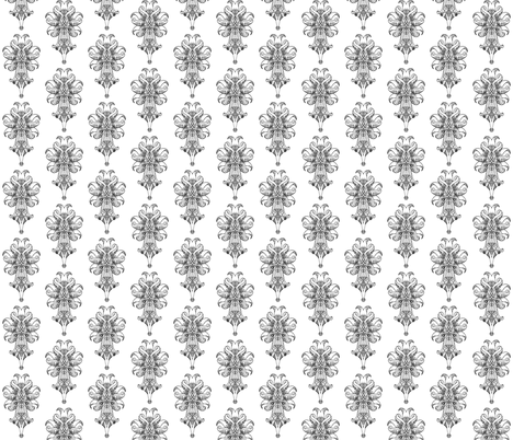 Atomic Bloom fabric by atomic_bloom on Spoonflower - custom fabric