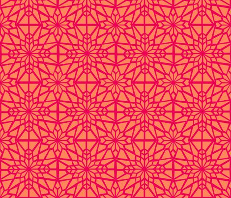Bazaar fabric by linesmith on Spoonflower - custom fabric