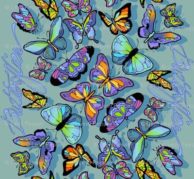 Butterfly Waterfall