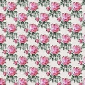 Pink Rose Lattice