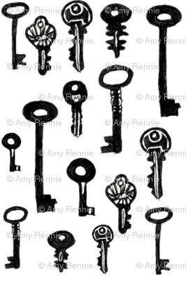 Granddad's Keys