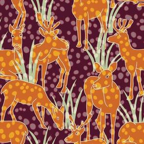 Forest: Deer