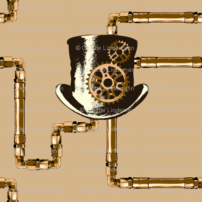 Steampunk Network