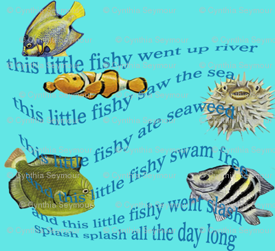 This is little fishy