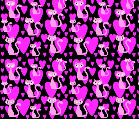 Rretro_cats_heart_background_shop_preview