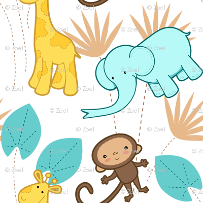 Cute Safari 1