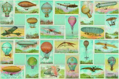 Steampunk Aviation