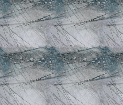 Rainy Day fabric by keska on Spoonflower - custom fabric
