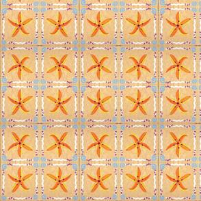 Orange_Seastar