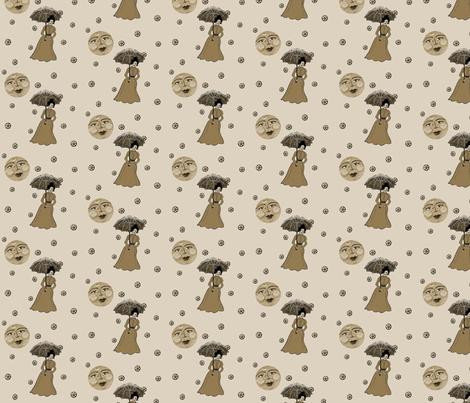 Rain Gear fabric by razberries on Spoonflower - custom fabric