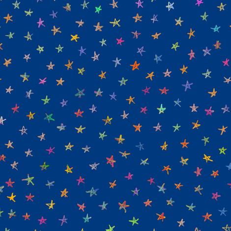 stars upon thars fabric by weavingmajor on Spoonflower - custom fabric