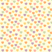 Crafty Candy Hearts