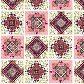 I Love Quilt Blocks