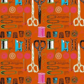 Little Necessities (orange colorway)