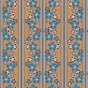 Floral Stripes 2