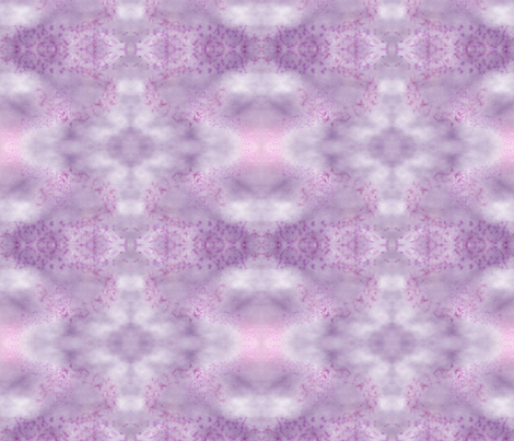 Purpleclouds fabric by lotsofglue on Spoonflower - custom fabric