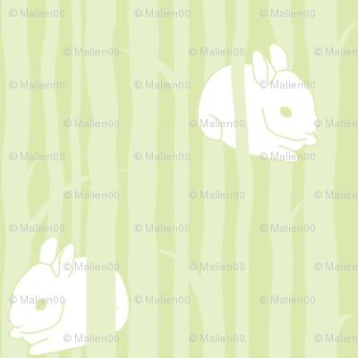 bunny wood baby