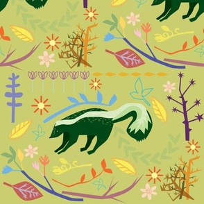 skunky wonderland
