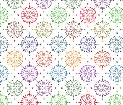 World Traveler fabric by kristopherk on Spoonflower - custom fabric
