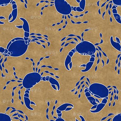 Navy Crabs