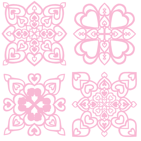 vll_cut_paper_valentine_collage_1-ch-ch-ch fabric by victorialasher on Spoonflower - custom fabric